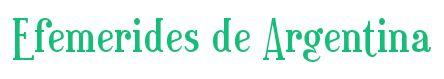 Efemerides de la Republica Argentina