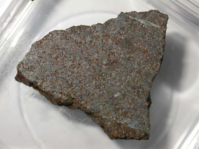 Meteorito Chajari